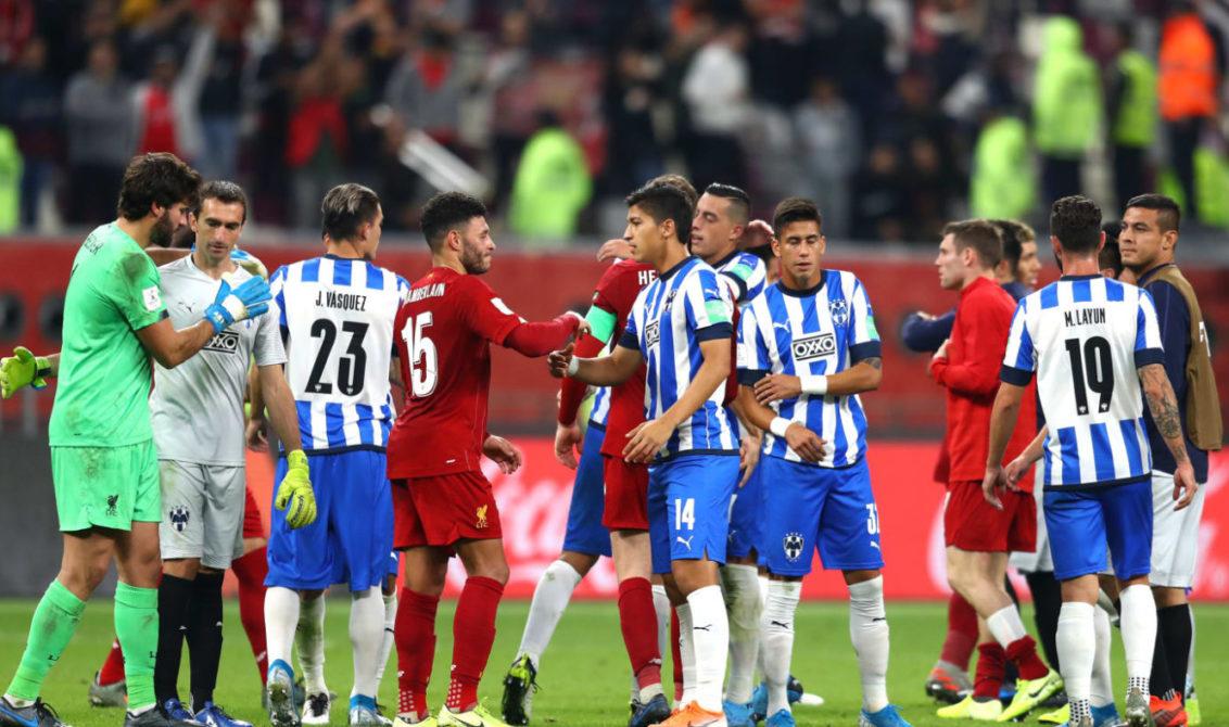 Mundial De Clubes Liverpool Poupa E Sofre Mas Vence Para