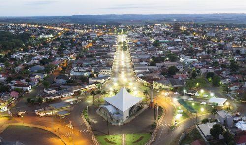 Assis Chateaubriand Paraná fonte: oparana.com.br