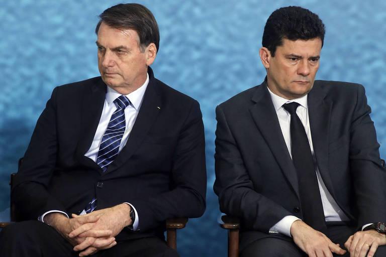 Imprensa diz que Moro pediu demissão; motivo é a troca na PF – O ...