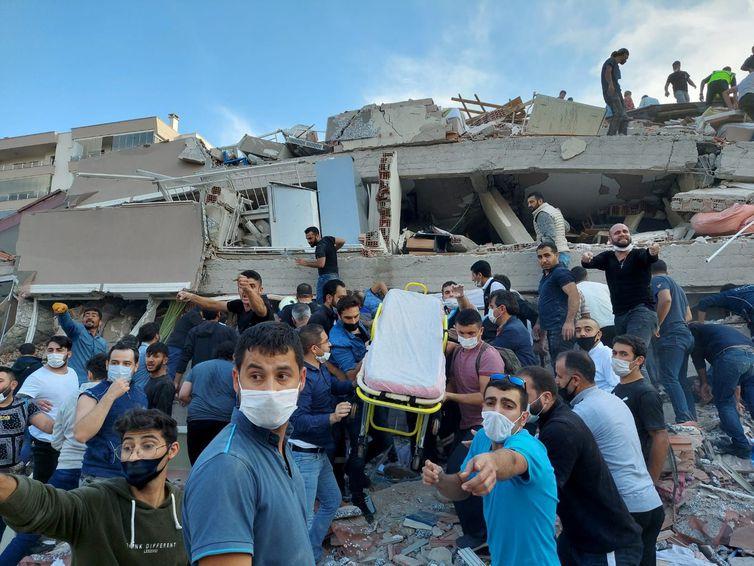 Forte terremoto atinge Mar Egeu, Turquia e Grécia – O Paraná